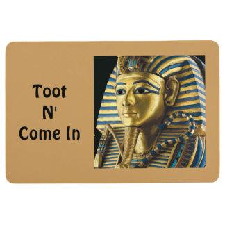 Estera de puerta de Tutankhamen Alfombra