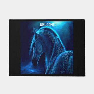 Estera de puerta del caballo