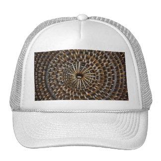 Estera tejida gorra