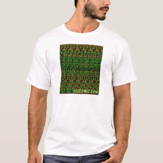Estereograma SQ Camiseta