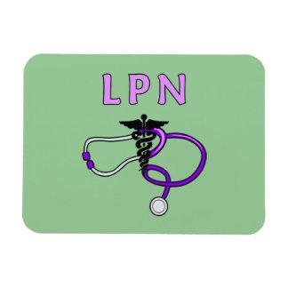 Estetoscopio de LPN Imán