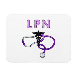 Estetoscopio de LPN Imanes Rectangulares