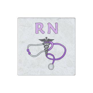 Estetoscopio del RN del oficio de enfermera Imán De Piedra