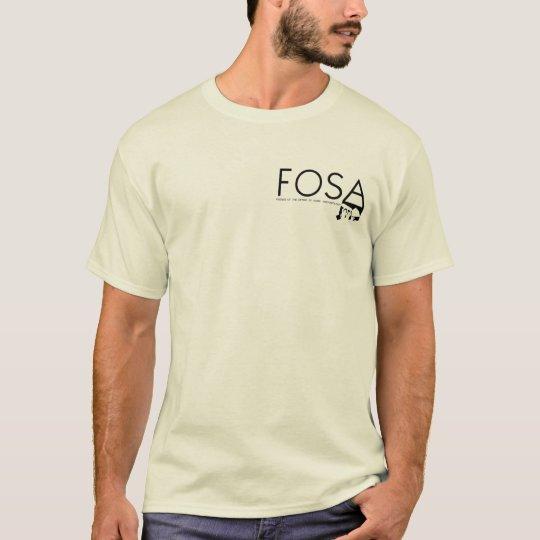 Estilo 2 de la camiseta de FOSA