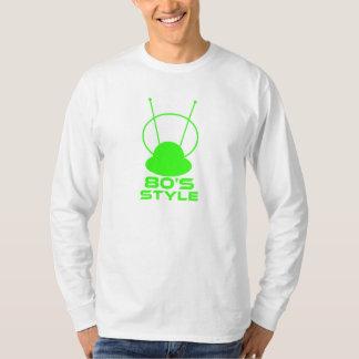 estilo 80s camisas
