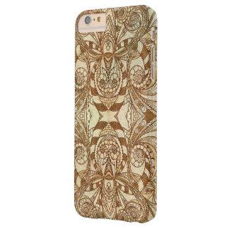 estilo apenas étnico más del caso del iPhone 6 Funda Barely There iPhone 6 Plus