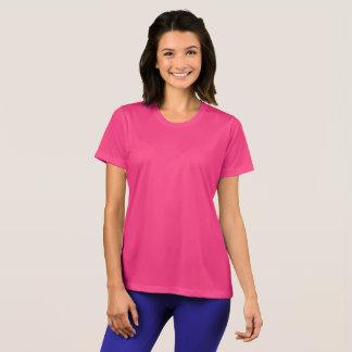 Estilo: Camiseta del competidor del Deporte-Tek de