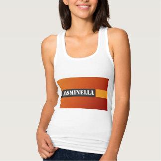 Estilo: Camisetas sin mangas de Racerback del