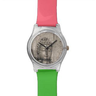 Estilo de Buda del vintage Relojes