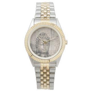 Estilo de Buda del vintage Relojes De Pulsera
