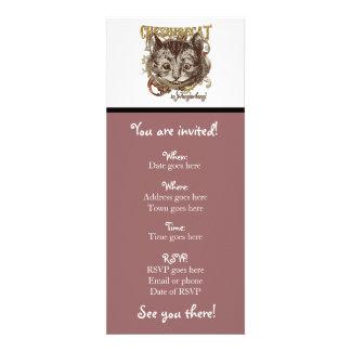 Estilo de Carnivale del gato de Cheshire versión Anuncios Personalizados