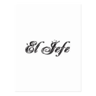 Estilo de Estilo del logotipo del EL Jefe Postal