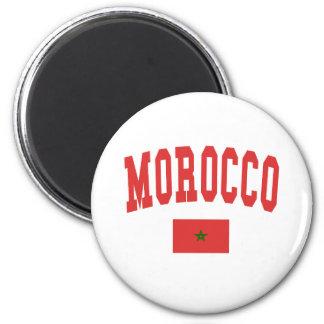 Estilo de Marruecos Iman De Frigorífico