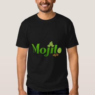 Estilo de Mojito Camiseta