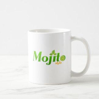 Estilo de Mojito Tazas De Café