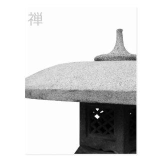Estilo del zen postal