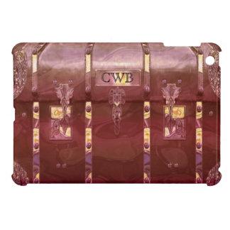 Estilo elegante del equipaje de la antigüedad de l