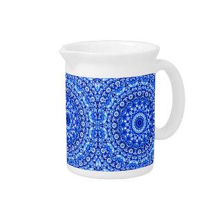 Estilo G403 de Mehndi de la mandala de la jarra