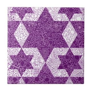 Azulejos estrella jud a for Muestras de azulejos