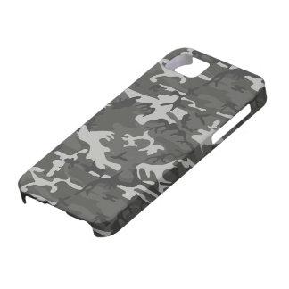 Estilo militar Camo urbano iPhone 5 Carcasas
