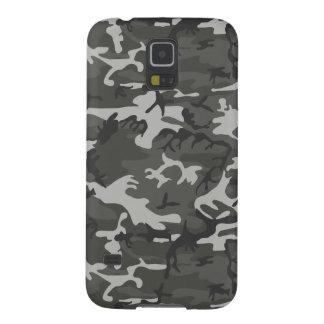 Estilo militar Camo urbano Fundas Para Galaxy S5