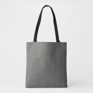 Estilo moderno bolsa de tela