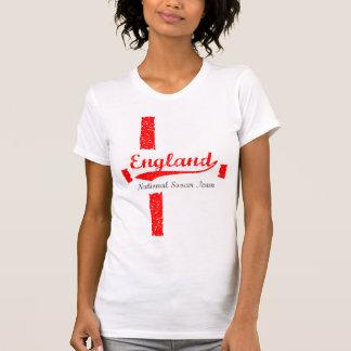 Estilo retro de Inglaterra Camiseta