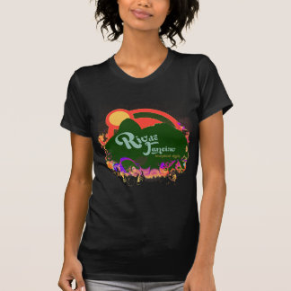 Estilo tropical de Río de Janeiro Camiseta