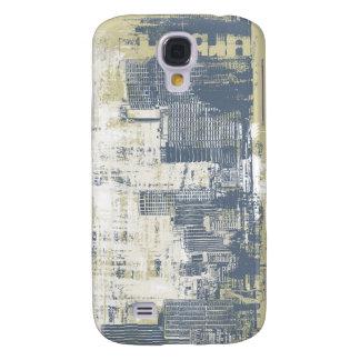 Estilo urbano - casos del iPhone 3G Funda Para Galaxy S4