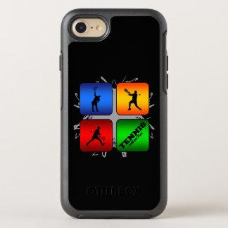Estilo urbano del tenis asombroso (varón) funda OtterBox symmetry para iPhone 7