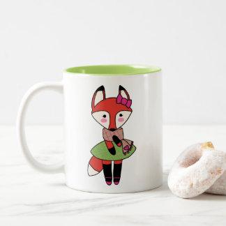 Estimada taza del Fox de los amigos