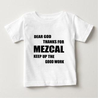 Estimadas gracias de dios por Mezcal Camiseta Para Bebé
