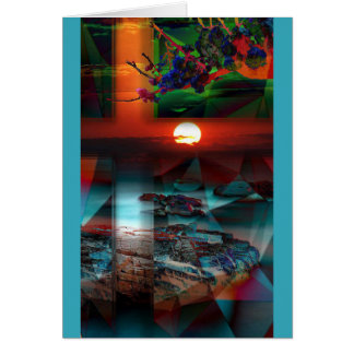 Estímulo, condolencia, tarjeta religiosa