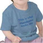 Esto es de lo que tienen gusto las miradas hermosa camiseta