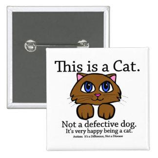 Esto es un gato pins