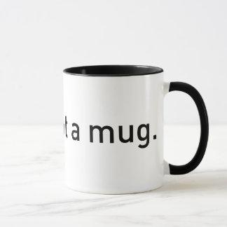 Esto no es una taza