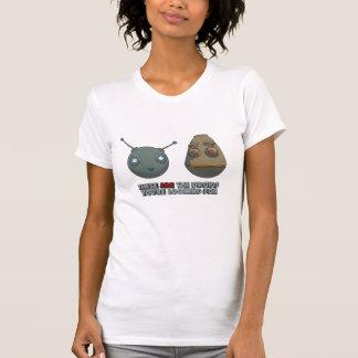 ¡Éstos SON el Droids que usted está buscando! Camiseta