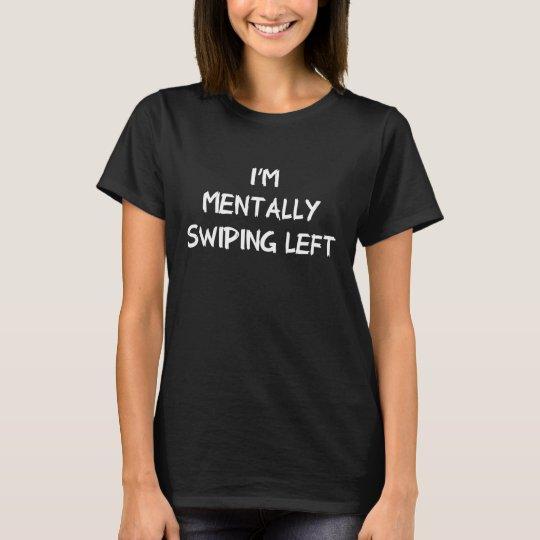 Estoy birlando mentalmente la camiseta divertida