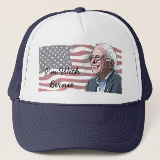 Estoy con la gorra de béisbol de las chorreadoras