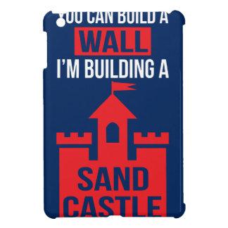 Estoy construyendo un castillo de la arena -