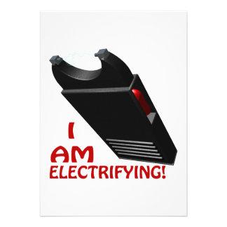 Estoy electrificando comunicados personalizados