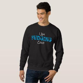ESTOY ELUDIENDO el frío - suéter azul