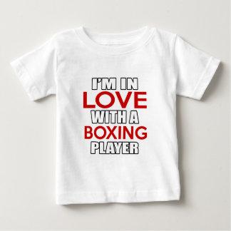 Estoy en amor con el jugador del BOXEO Camiseta