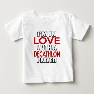 Estoy en amor con el jugador del DECATHLON Camiseta