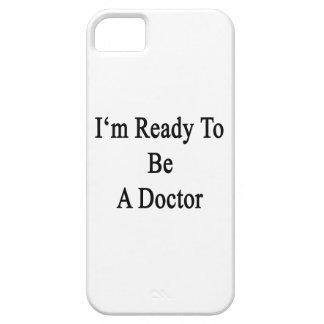 Estoy listo para ser doctor iPhone 5 cobertura