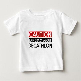 Estoy LOCO POR DECATHLON Camiseta