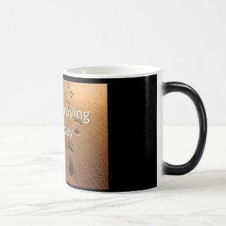 Estoy mejorando cada taza de café del día