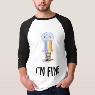 Estoy MUY BIEN Camiseta