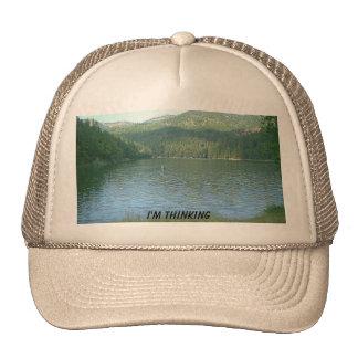 Estoy pensando gorras