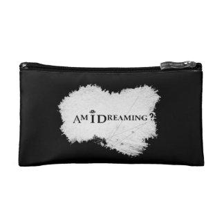 ¿Estoy soñando? Negro cosmético del bolso